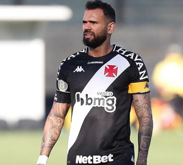 Leandro Castan, capitão do Vasco