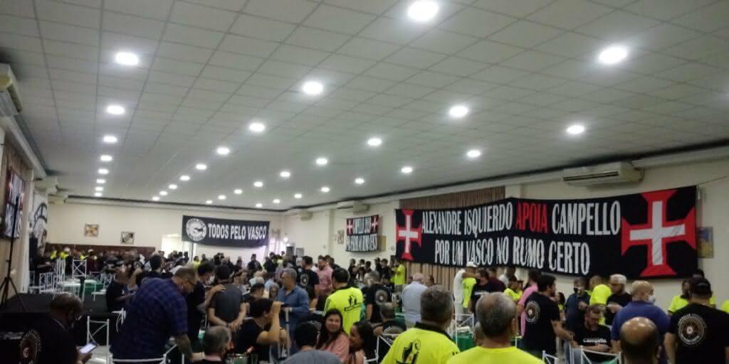 Evento de união contou com bom público