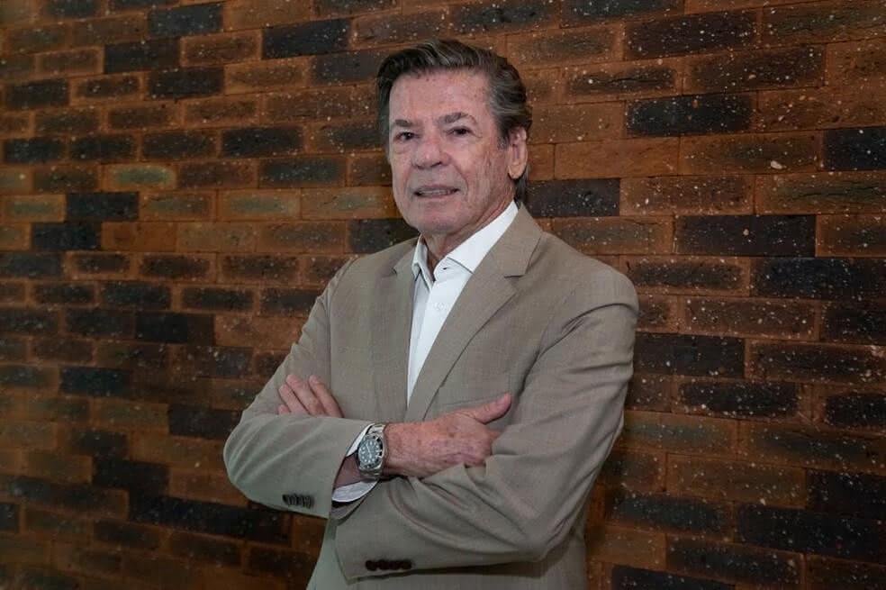 Jorge Salgado é um dos candidatos à presidência do Vasco
