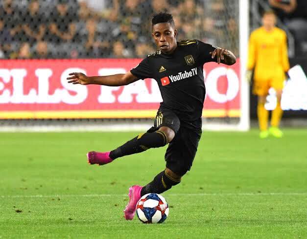 Latif Blessing pode reforçar o Vasco