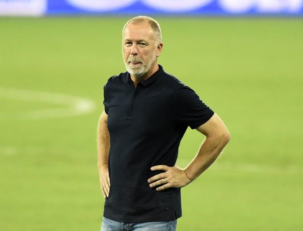 Mano Menezes é o técnico do Bahia