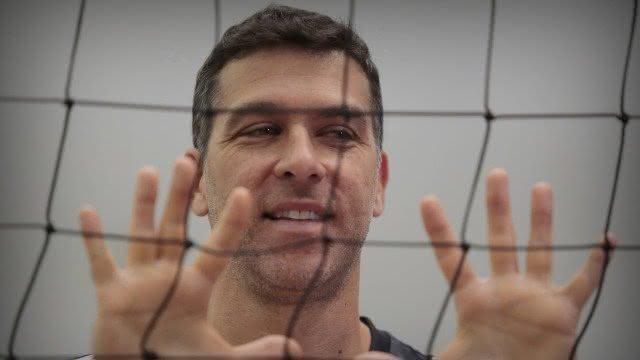 Marcelinho já defendeu o vôlei do Vasco da Gama