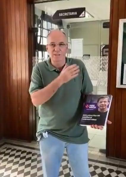 Otto Carvalho será presidente da Assembleia Geral do Vasco caso Jorge Salgado vença a eleição