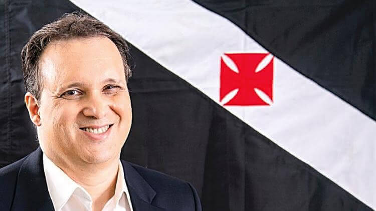 Sérgio Frias disputará a presidência do Vasco