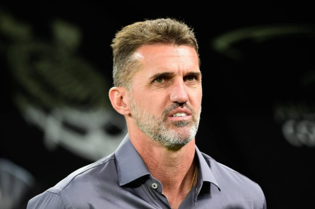 Vagner Mancini é o técnico do Corinthians