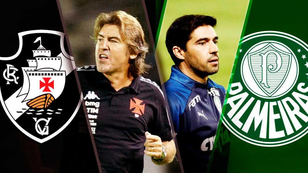 Ricardo Sá Pinto e Abel Braga se enfrentam neste domingo