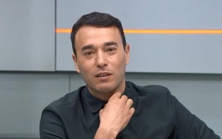 André Rizek, jornalista do Grupo Globo