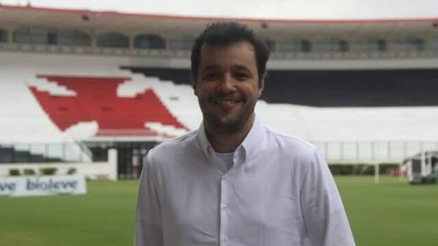 Bruno Maia, ex-VP de Marketing do Vasco