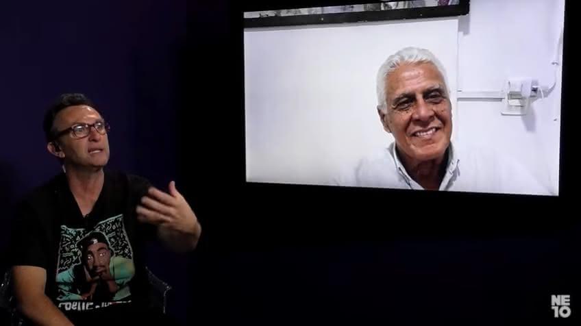 Dinamite é entrevistado no canal do Neto no Youtube