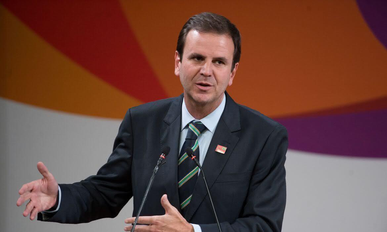 Vascaíno Eduardo Paes é o novo prefeito do Rio
