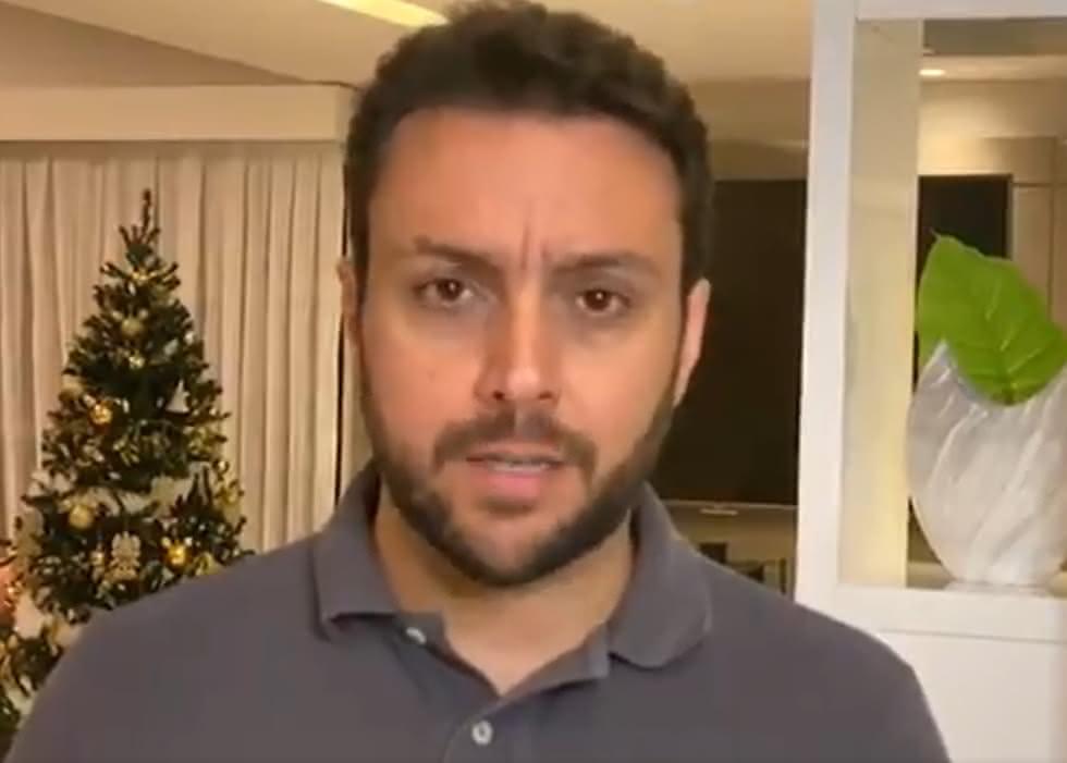Julio Brant, candidato à presidência do Vasco