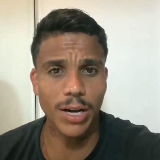 Mauricinho manda recado à torcida