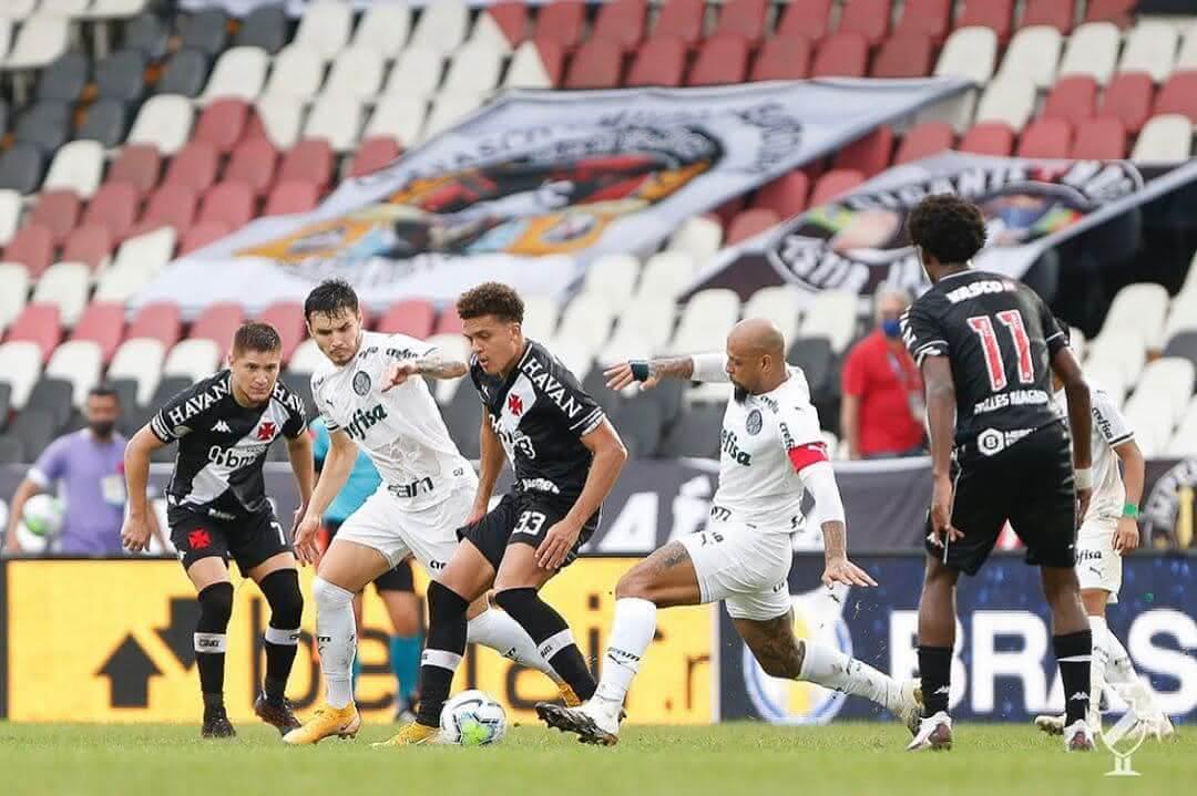 Neto Borges, contra o Palmeiras