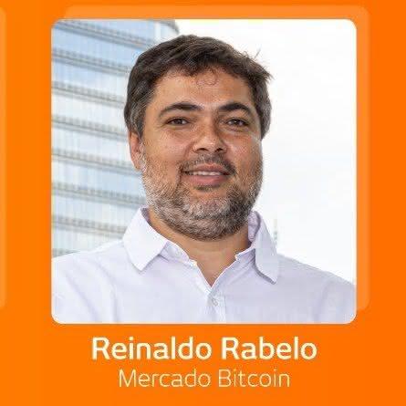 Reinaldo Rabelo, CEO da Mercado Bitcoin