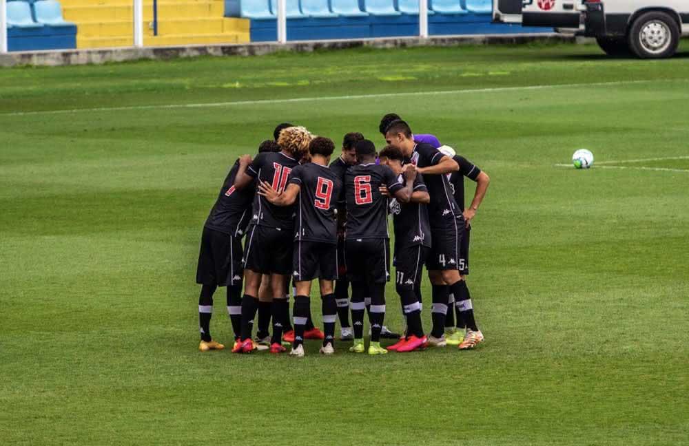 Sub-20 do Vasco vence o Avaí