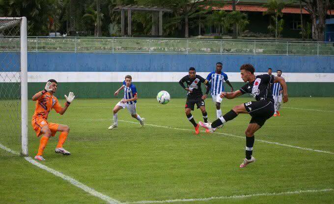 Vasco x Avaí, categoria Sub-20