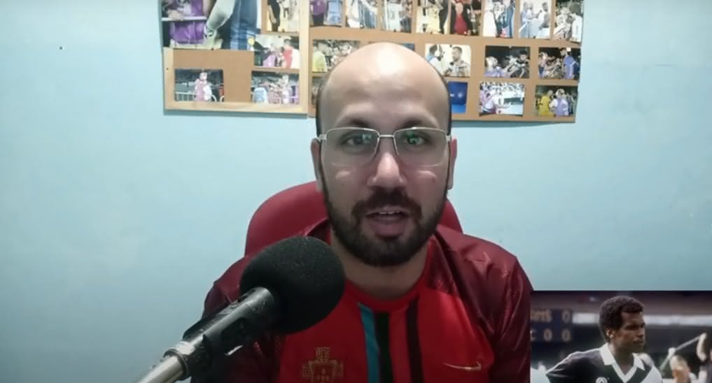 Jornalista Léo Careca