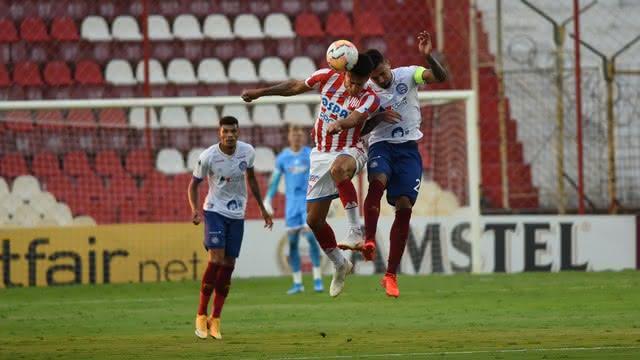 Unión Santa Fe e Bahia se enfrentaram na Argentina, nesta terça-feira