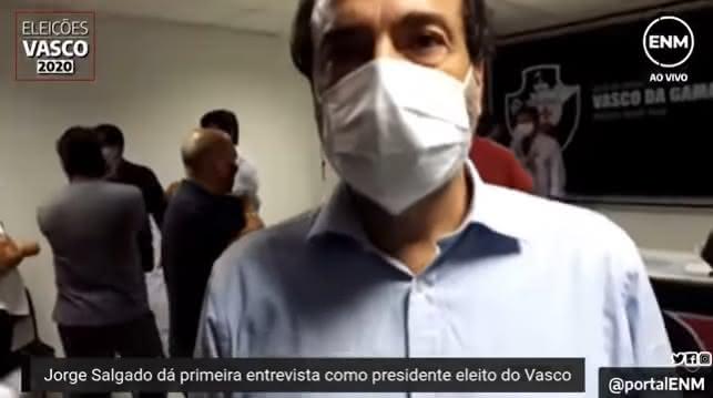 Carlos Roberto Osório em entrevista ao Esporte News Mundo