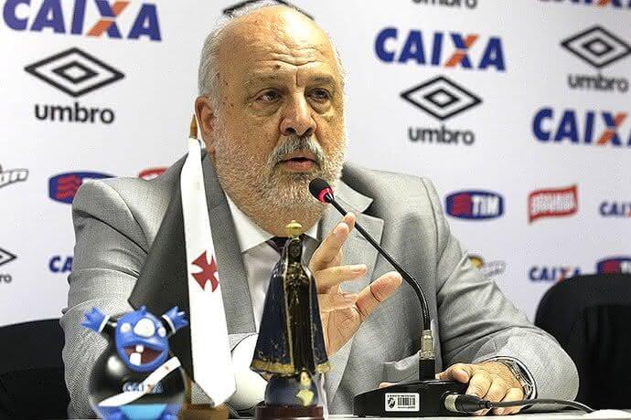 Paulo Reis, advogado do Vasco