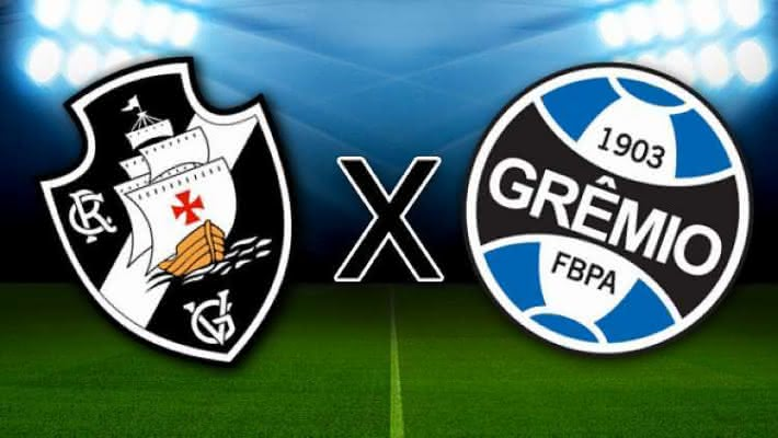 Vasco e Grêmio se enfrentam neste domingo