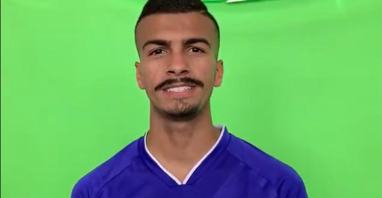 Cadu Neves, goleiro do Sub-20 do Vasco