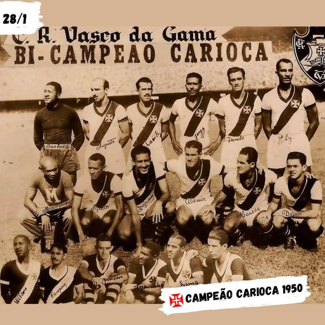 Vasco campeão carioca de 1951