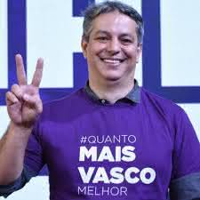 Carlos Fonseca, presidente do Conselho Deliberativo do Vasco