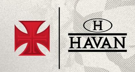 Vasco e Havan renovaram contrato de patrocínio