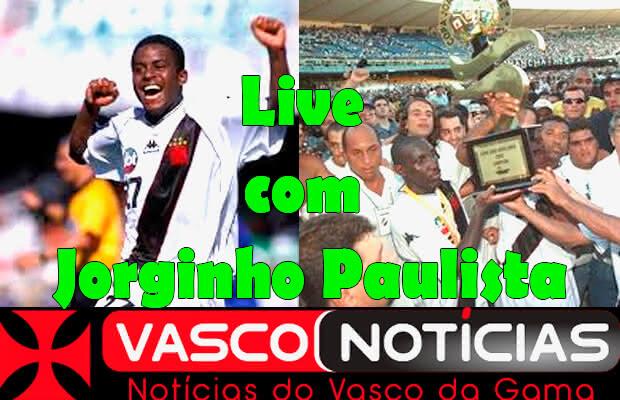 Live com Jorginho Paulista