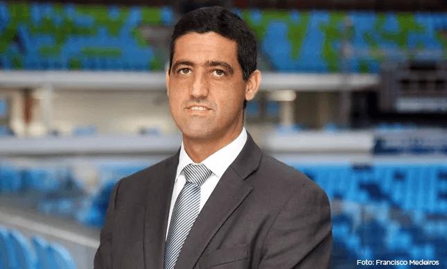Luiz Mello, novo CEO do Vasco da Gama