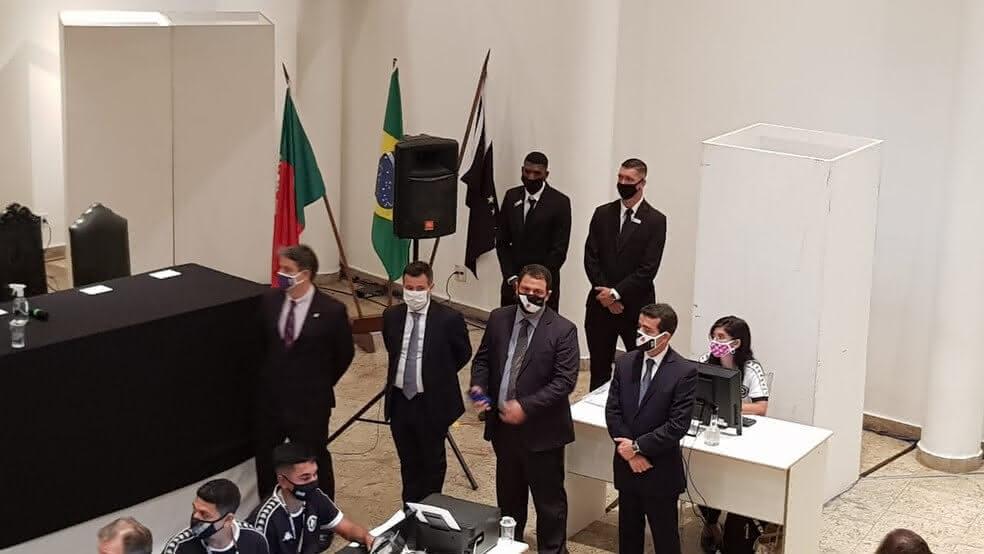 Mesa do Conselho Deliberativo do Vasco