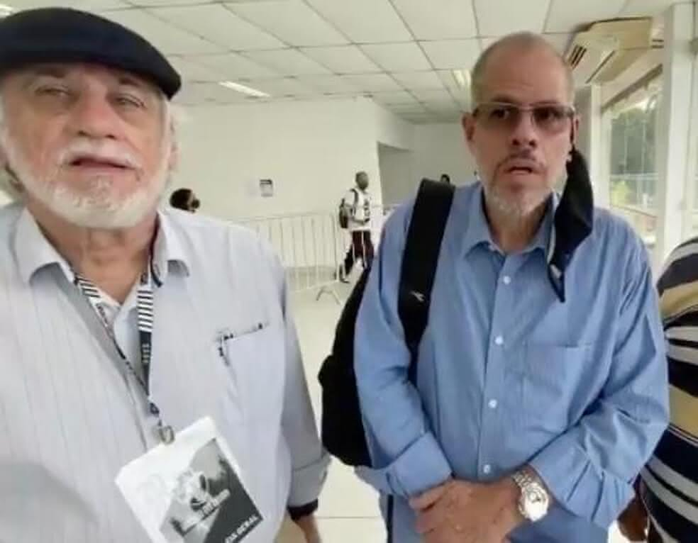 Silvio Godoi e Roberto Monteiro