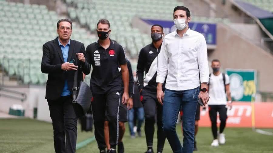 Luxemburgo leva elenco do Vasco para Atibaia