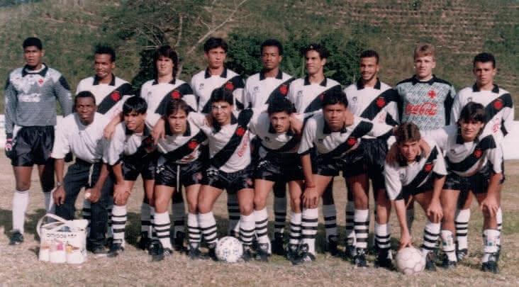 Vasco campeão da Taça São Paulo de Juniores 1992