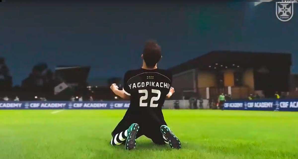 Vasco segue firme na Copa Pro Clubs ADP