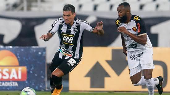 Botafogo possui apenas 23.5% de aproveitamento nas 34 rodadas disputadas até agora no Brasileiro