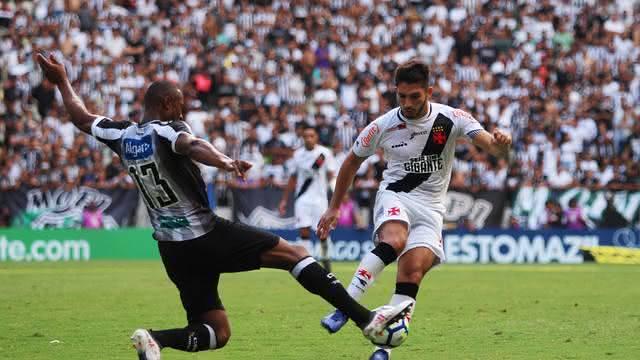 Ceará 0 x 0 Vasco pelo Brasileiro de 2018, no Castelão