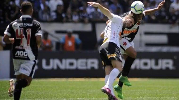 Corinthians x Vasco em Itaquera pelo Brasileirão 2019