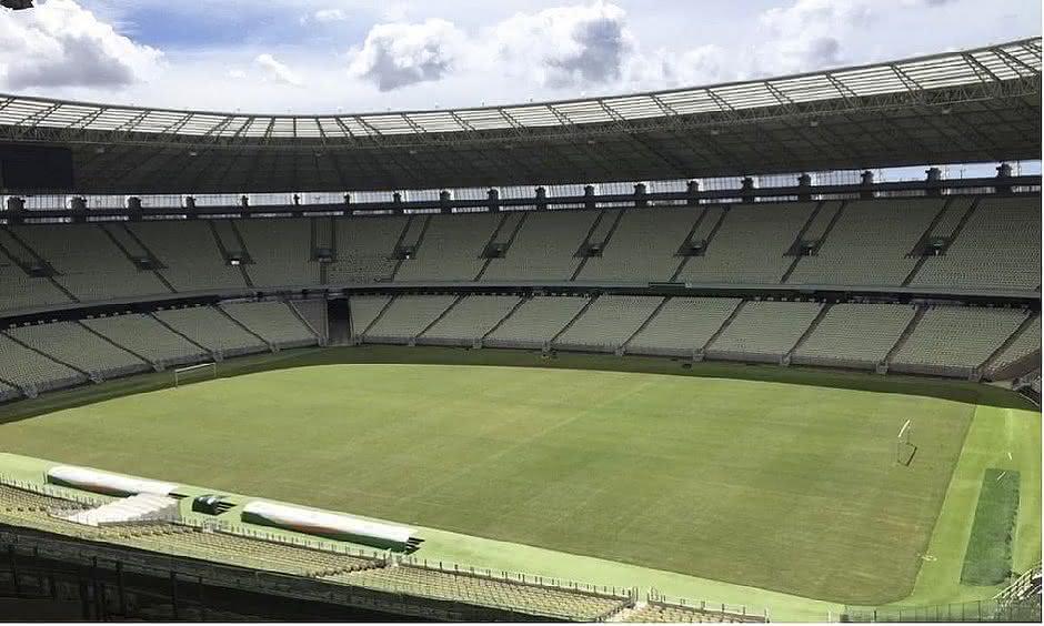 Arena Castelão, no Ceará (Foto: Agência Brasil)