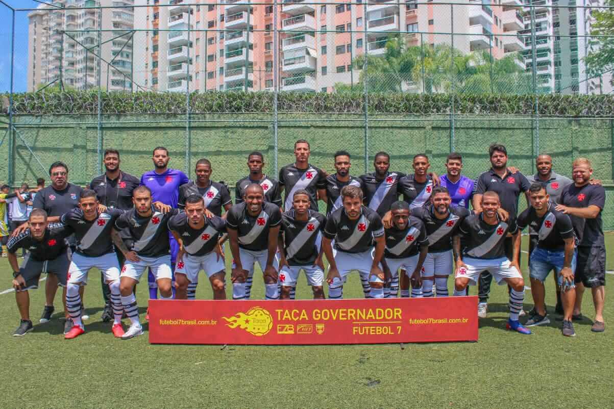 Time de futebol 7 do Vasco da Gama