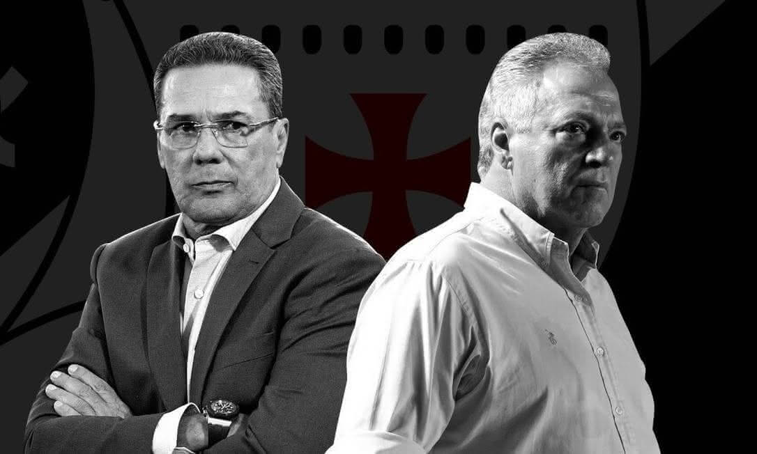 Vanderlei Luxemburgo e Abel Braga