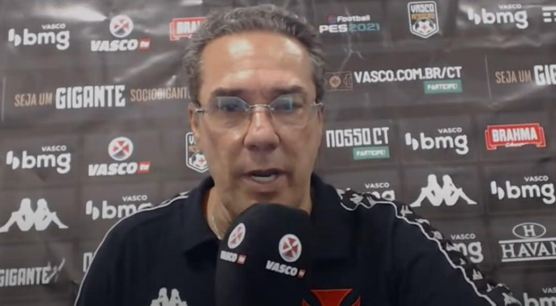 Luxemburgo em entrevista coletiva após Corinthians 0 x 0 Vasco pelo Brasileirão 2020