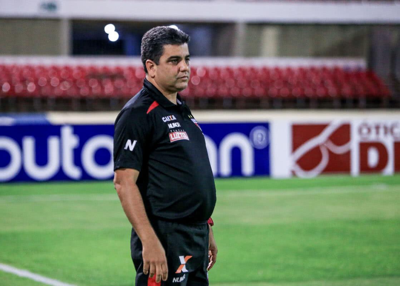 Marcelo Cabo é o novo técnico do Vasco