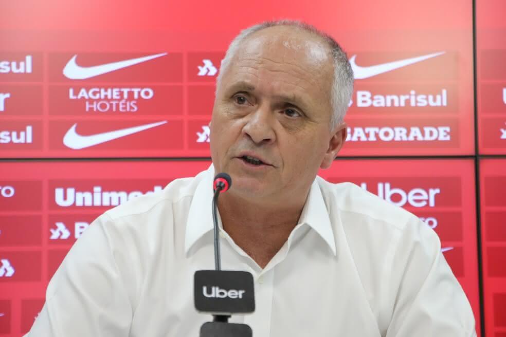 Marcelo Medeiros, presidente do Internacional