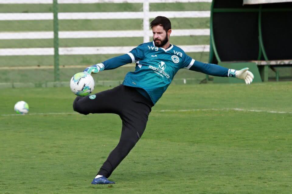 Marcelo Rangel desfalca o Goiás contra o Vasco
