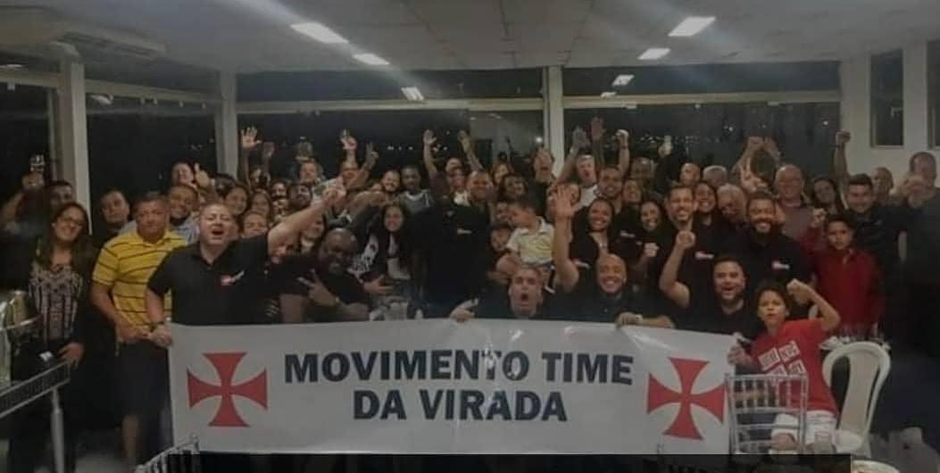 Reunião do Movimento Time da Virada