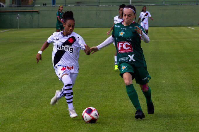 Vasco x Boavista pelo Carioca de Futebol Feminino
