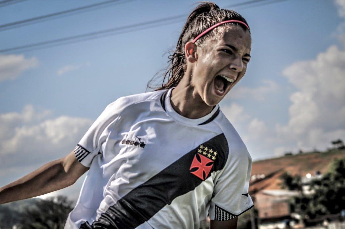 Ariely Araújo, jogador do time feminino do Vasco