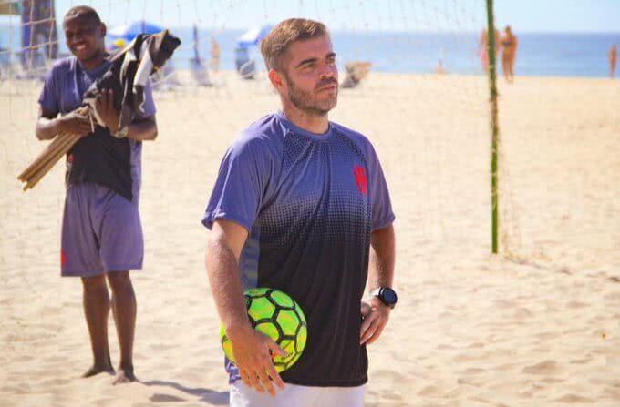 Betinho do Beach Soccer
